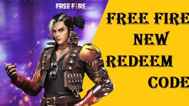 Free Fire New Redeem Code